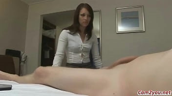 lucky guy get masturbate by whores  on the webcam