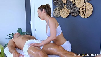 Brazzers - Dillion Harper is oiled up and ready to fuck