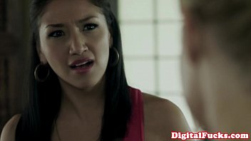 Innocent Latina Babe Facialized By Older Guy