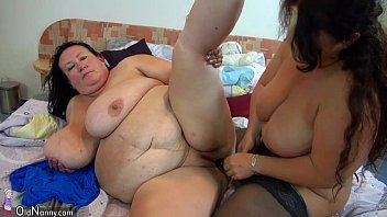 Nylons interracial tube