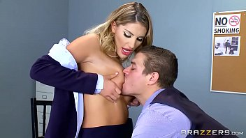 Brazzers - August Ames - Big Tits at Work
