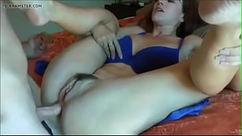 Amazing anal for a hot milf