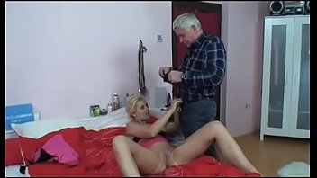 Old Couple is Alone, Horny and VERY Kinky