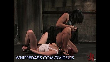 thumb Femdom Punishes Girl 039 S Pussy