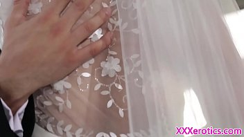 thumb Beautiful Bride Pussyfucked Before Creampie