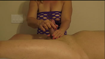 Massage table prostate exam cum...