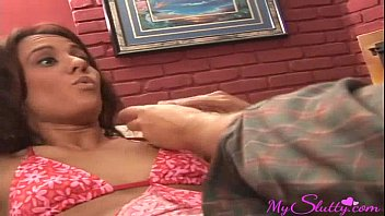 Mommy Lets Her Stepson Play With Her Pussy