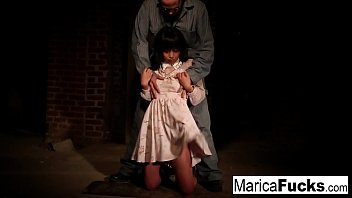 cover video Marica Gets Stripped And Fondled In The Basement
