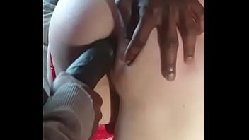 Black cock in wifes ass