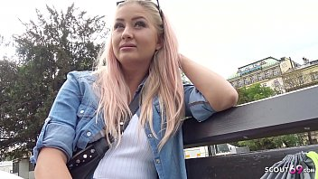 GERMAN SCOUT - CURVY COLLEGE TEEN TALK TO FUCK AT REAL STREET CASTING FOR CASH - XVIDEOS.COM