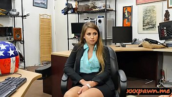 thumb Natural Tits Babe Pounded By Pawn Guy