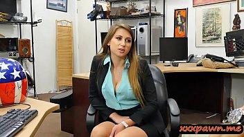 cover video Natural Tits Babe Pounded By Pawn Guy