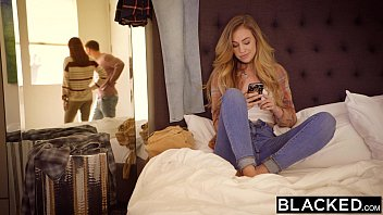 BLACKED First Interracial For Beautiful Lyra Lo...   Video Make Love