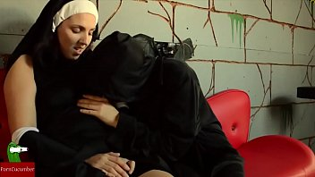 Hot monk and nun doing hard sex  IV 034