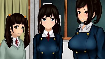 Deceived Student Council After School 3D By: shanghai-bulldog - XVIDEOS.COM