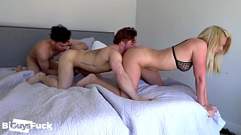 Marc and marie bust dustins cherry in his...