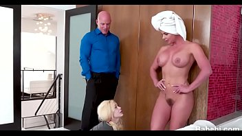 Phoenix Marie Teaches Her Daughter A Lesson
