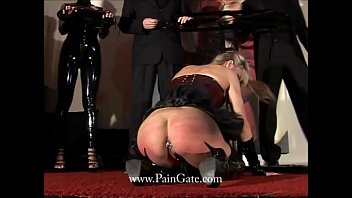 Diamond ass helpless model is ass and pussy...