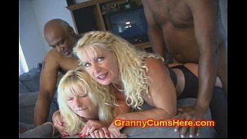 Two GRANNIES ass FUCKED and MORE thumbnail