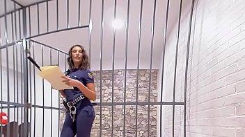 thumb  August Ames Get Fucked Hard In Prison