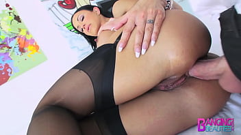 XVIDEOS MILF Jewels Jade Titty Fucks A Big Cock and Gets Ass Fucked free