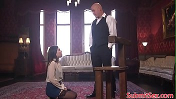 Tied up bdsm sub pussy fingered while gagged  #1089889