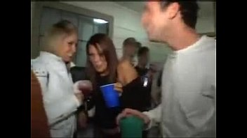 At college sex have frat party girls wild