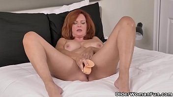 Florida milf andi james spends quality time with...