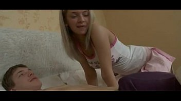 MY COUSIN IS HORNY - More video on 99adultcams.tk