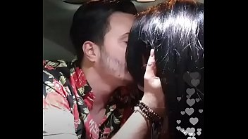 Instagram tonycolombotv kissing his girlfriend in car live...