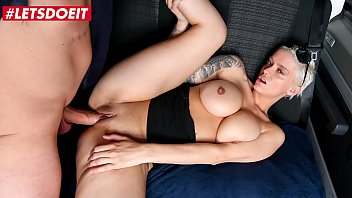 LETSDOEIT - #Mila Milan - Crazy German MILF Is In For A Hardcore Ride With The Berlin Sex Van