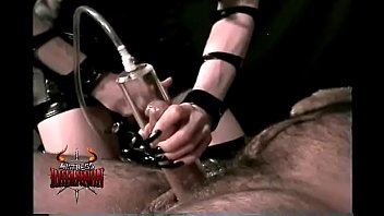 Big titted mistress rhiannon tortures a helpless slave part 2