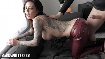 Do you Know Stunning Inked Beauty Karma Rx? Hardcore BTS Interview