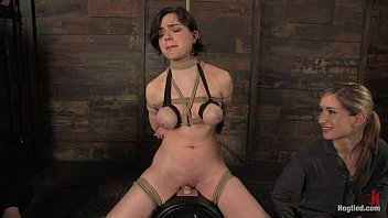 Forced to cum on sybian
