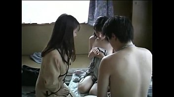 Japanese family threesome (uncensored