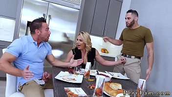 thumb Step Mom Caught Associate First Time Army Boy Meets Busty Stepmom