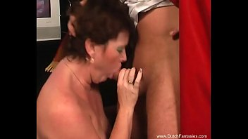 Dutch Housewife and MILF Fantasy Love