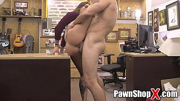 Rocker Chick Sells Her Nice Ass for Cash at Pawn Shop X xp14958 NEW in HD