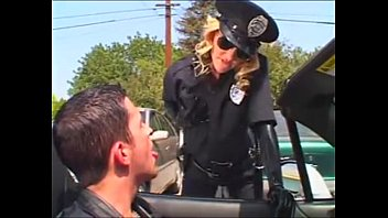 cover video Alexis Malone Policewoman Sex