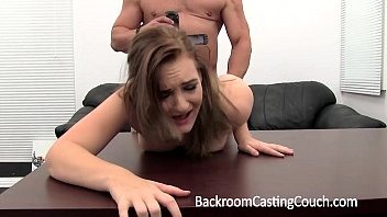 Casting Amateur Interracially Assfucked