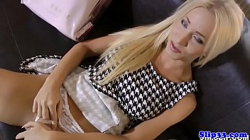 European teen riding oldmans cock on couch 10