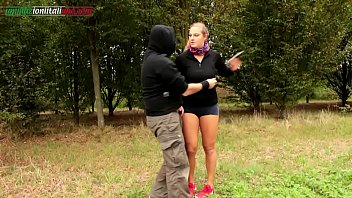 The Voyeur - Outdoor Foot Domination | Video Make Love