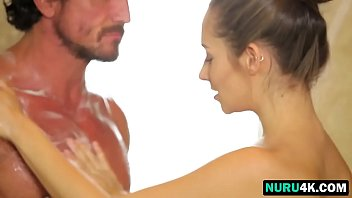 Cassidy Klein: Erotic massage turns into hardcore action