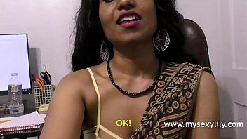 Tamil Sex Videos Horny Lily Dirty Talking In Tamil