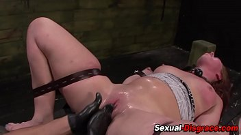 xxarxx Bdsm whore gets fisted
