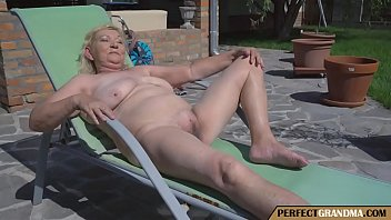 Summer holidays with my grandmother...
