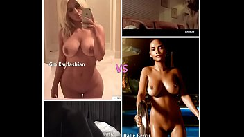 Who would i fuck vs halle berry celeb...