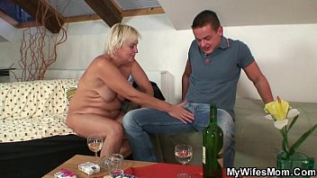 Home party with her mom goes very bad mom grandma