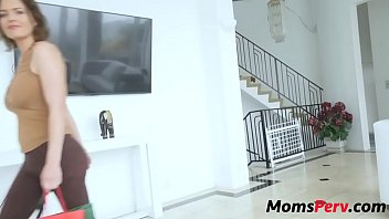 thumb Son Catches Mom Changing And Fucks Her