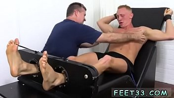 Twink hypnosis cristian tickled in the tickle...
